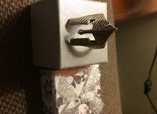 خاتم قناع المحارب فضة 925 بتصميم فريد