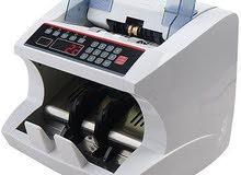 ماكينة عد وحساب الاموال