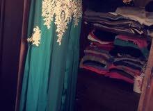 فستان محجبات للبيع 50  دينار بحالة ممتازه