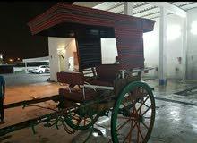 عربة خيل