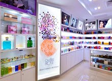 running business for sale in best location in Dubai ladies bags and perfume shop