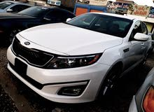 Used condition Kia Optima 2015 with 1 - 9,999 km mileage