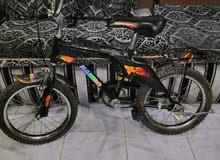 دراجة رامبو مستعمل نضيف