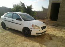 Hyundai Accent in Benghazi