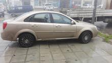 سيارة شيفروليه اوبترا 2008 بحالة جيدة للبيع للاستفسار 0790876376