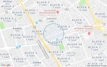 للايجار دور ارضي مع حوش مدخل خاص  في سلوي