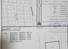 بيع ارض سكنيه حي عاصم جنب منازل حديثه