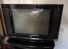 تلفزيون أل جى واحد وعشرون بوصة