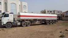 قاطرة لنقل مشتقات النفطية - إيجار