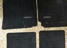 دوسات ( ارضيات ) كورولا ( 2011 - 2014 ) / لون رصاصي غامق