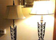 There is Used Lighting - Chandeliers - Table Lamps at a special price