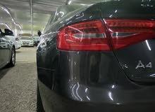 Grey Audi A4 2014 for sale