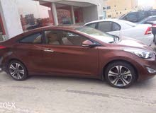 Gasoline Fuel/Power   Hyundai Elantra 2014