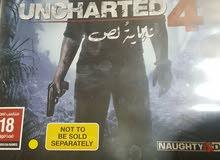 سيدي لعبة uncharted للبيع