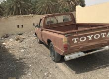 +200,000 km Toyota Hilux 1982 for sale