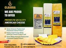 Premium Quality American Cheese