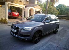 A SUPERB CONDITION AUDI Q7 FULL OPTION CAR FOR SALE