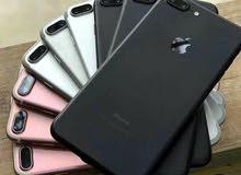 ايفون 7 بلاس ذاكرة 128 جيبي بسعر مميز