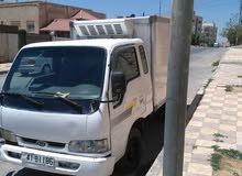 ثلاجه كيا موديل 2000 للبيع