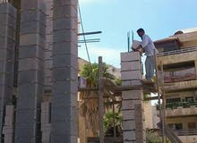 معلم بناء حجر خبره 5 سنوات