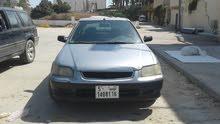 Manual Grey Honda 1996 for sale