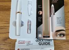 جهاز flawlessلازالة شعر الوجه