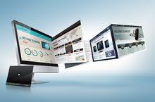 تصميم موقع الكترونى ديناميك كامل لشركتك او نشاطك التجارى