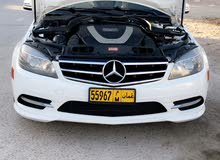 km Mercedes Benz C 350 2011 for sale