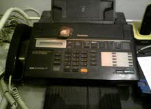 Panasonic fax with telephone