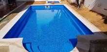 تركيب احواض سباحة