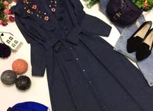 تخفيضات ،،،،،،فستان تطريز