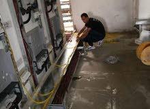 تمديد صيانه جميع العمال الكهربائية  وبقل السعار