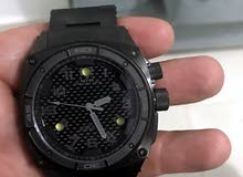 MTM Falcon Black on Black Titanium