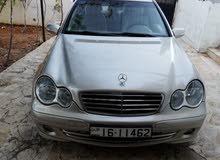 Used Mercedes Benz C 180 for sale in Jerash