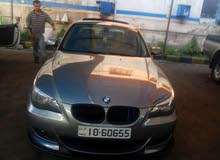 1 - 9,999 km BMW 525 2007 for sale