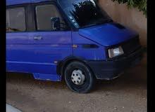 افيكو حافلة 40 10 انطيفه للبيع او استبدال بسيارة