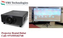 Projector Rental in Dubai - Screen Projector Rental in Dubai