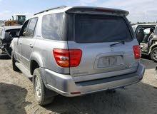 2002 Toyota Sequoia for sale in Benghazi