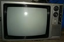تلفزيون عراقي حجم 26 وتلفزيون ناشنال حجم 20 وراديو كهربائي قديم من النوادر RCA