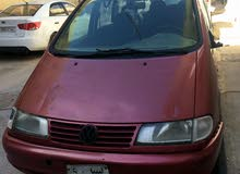 Volkswagen Sharan car for sale 1998 in Tripoli city