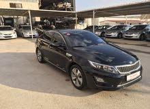 Kia Optima 2015 For sale - Black color