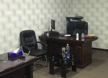 رخصة تجارية مع مكتب