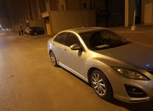 Gasoline Fuel/Power   Mazda 6 2012