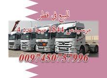 مرسيدس 1844 ميجا 2010-2012-2013 عدد4 - قطر