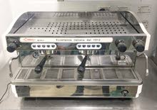 معدات الكافيه ماكينات القهوه - مطاحن البٌن - الايس ميكر وغيرها وارد ايطاليا