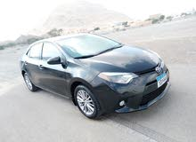 Automatic Toyota 2015 for sale - Used - Nakhl city