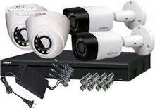 فني تركيب وصيانة كاميرات مراقبة جميعها بأسعار منافسة