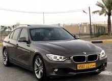 BMW 320i خليجية 2014