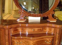 غرفة نوم داليتا ايطالية كبيرة الحجم فخمة تومبوراتو