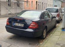 Used condition Mercedes Benz E 320 2003 with 170,000 - 179,999 km mileage